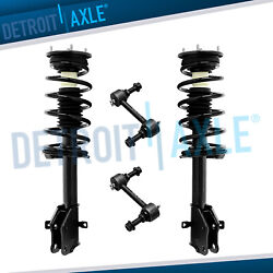 Front Strut Sway Bar Kit For 2011 2012 2013 2014 Ford Edge Lincoln Mkx