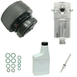 RYC Remanufactured Complete AC Compressor Kit KT BE02