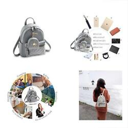 Cute Small Shops Backpack Mini Purse Casual Daypacks Leather For Teen Girls And