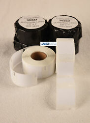 30333 Thermal White Multipurpose Dymo® Labelwriter Xl Duo Compatible 1000 Labels