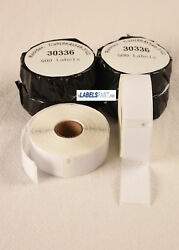 30336 White Dymo Compatible Multipurpose 500 Labels Turbo 4xl 450 400 Twin Turbo