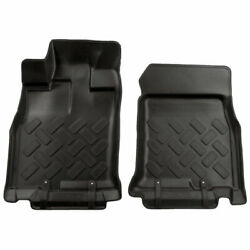 Husky Classic Style Front Floor Liners Black For Toyota Fj Cruiser 2007-2010