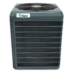 New 5 Ton 14 SEER Choice AC Condenser fit for R22 Replacement