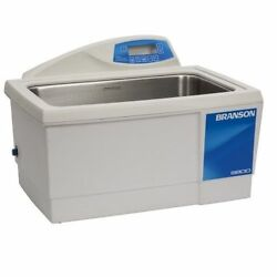 Branson Cpx8800h Ultrasonic Cleaner W/ Digital Timer Heater And Degas