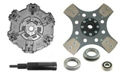Clutch Kit For Case Ih Jx1060c, Jx1070c, Jx1070n, Jx1075c, Jx1075v Tractor