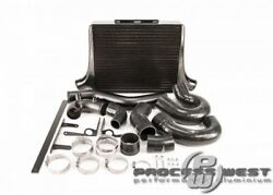 Process West Stage 3 Intercooler Kit For Ford Falcon Fg-blackpwfgic03b