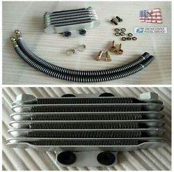 Oil Cooler Radiator Engine Cooling & Accessories for Dirt Bike Racing Motorcyle