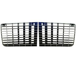 1970 71 72 73 Camaro Rally Sport Rs Grille Both Side 2 Pieces Dynacorn - 1064i