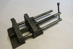 Heinrich 20 Drill Press Vise Model 20 Jaw Width - 6 Jaw Opening - 10 Jaw Depth