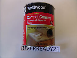 Hydro-turf Glue Contact Cement Glue Quart Dap Weldwood Contact Cement Red Label