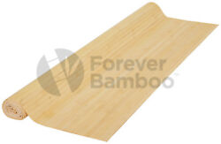 Wallpaper Bamboo Wall Cover Natural Finish 4' X 8' - Forever Bamboo