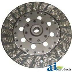 Sba320400384 Pto Clutch Disc For Ford/ New Holland Compact Tractor 1720