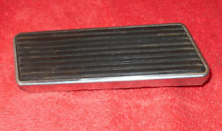 1965 1966 1967 1968 Mustang Gt A Shelby Cougar Xr7 Orig Deluxe Gas Pedal W Trim