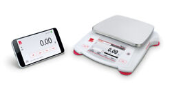 Ohaus Scout Stx2202 Capacity 2200g Portable Balance Scale 2 Year Warranty