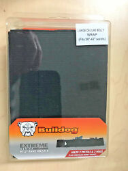 BULLDOG EXTREME BELLY BAND HOLSTER - LARGE