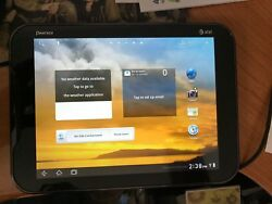 Pantech Element P4100 16GB Wi-Fi + 4G (AT&T) 8in - Black
