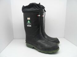 Baffin Men's Hunter Steel Toe Steel Plate Work Boots BlackForest Size 8M
