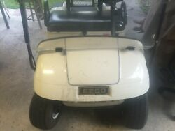 2003  EZ Go Gas Golf Car nice looking and ready to go