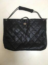 Chanel Quilted Extra Large Travel Bag $2,800.00