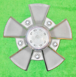 1966 1967 1968 1969 Ford Mustang Galaxie Torino Simulated Mag Wheel Cover Center