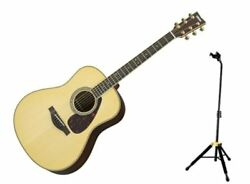 [Light Case + HERCULES with Guitar Stand] YAMAHA / Yamaha LL 16 ARE Acoustic Gui