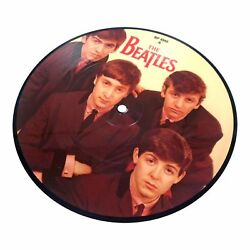 Beatles Collectible 1989 Emi 20th Anniversary 45 Picture Disc Love Me Do Rp4949