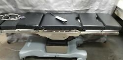 Stryker Vertier  Surgical table with pads & remote.