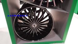 22 X 8 Inch Velocity V11 Black Wheels Rims And Tires Fit 5 X 114.3 Visit My Page