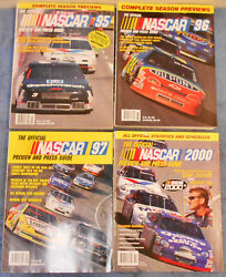 The Official Nascar Preview And Press Guide 1995 1996 1997 2000