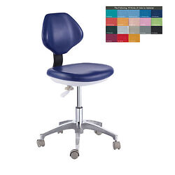 Dental Dentistand039s Chair Qy90g Pu Leather Medical Doctorand039s Stool Mobile Chair