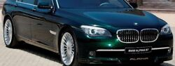 Alpina Brand Bmw F01 F02 7 Series 2009-2015 Full Body Decal And Striping Set New