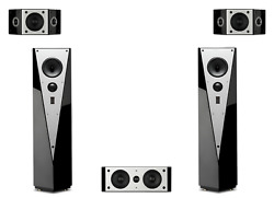 Swans T1000 Set Home Theater Speaker Set - Authorized Dealer - Our Cost