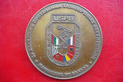Parnassos '97 Greece Sport Union Of The Balkan's Polices Participation Medal