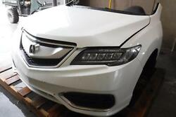 2017 ACURA RDX 3.5L FRONT END ASSEMBLY WITH COOLING