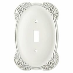 Arboresque Single Toggle Switch Wall Plate Switch Plate Cover Antique Home Decor