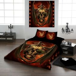 Dissent - Duvet And Pillows Cover Set - Kingsize Bed