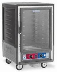 Metro C535-mfc-4-gy 1/2 Height Moisture Heater Proofer W/fixed Wireandclear Door
