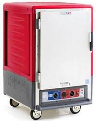 Metro C535-hfs-l 1/2 Height Heated Holding Cabinet W/ Lip Load Pan Slides