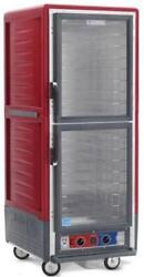 Metro C539-hdc-l Full Height Heated Holding Cabinet W/ Lip Load Pan Slides