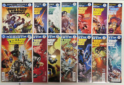 Justice League Of America 1-15 17 20 23-29 + Extras 2017 Dc Vf/nm To Nm