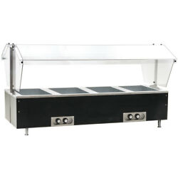 Eagle Group Deluxe Service Mate 63.5w Counter Top Buffet Hot Food Unit