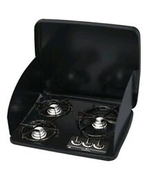 Atwood Black Dv-20 Drop In Cooktop Cover Dvc2-blr 56458