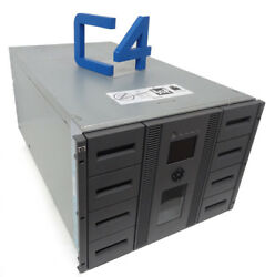 Hp An974a Storageworks Msl8096 Lto Ultrium 4 Tape Library - 4 X Drive/96 X Slot