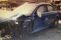 2015 Audi S4 3.0L, parting out  lots of good parts   manual transmission