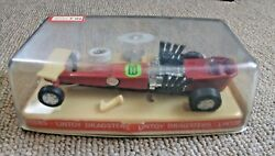 Rare 1980's Vintage Hot Wheel Lintoy Dragsters P-104 Made In Hong Kong