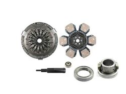 Clutch Kit And Carrier John Deere 2040s 2140 2450 2550 2650 2750 2755 - 12 7/8