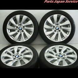 Wheels and Tires BMW 1 series F20 genuine 17 inches