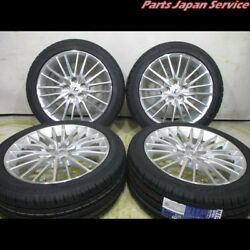 Wheels and Tires Lexus LS version SZ genuine 19 inches