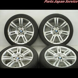 Wheels and Tires BMW 3 series E90 M sports genuine 17 inches