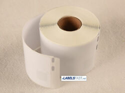 200 Rolls Address Labels 30323 Dymo® 450 Duo Twin Turbo Labelwriter Compatible